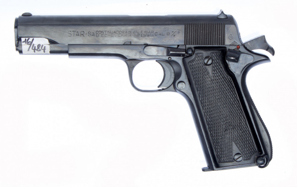 Pistole STAR B cal. 9mm Luger