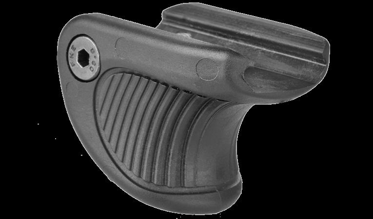 FAB Defense - Přední taktická rukojeť /opěrka na palec VTS  Černá