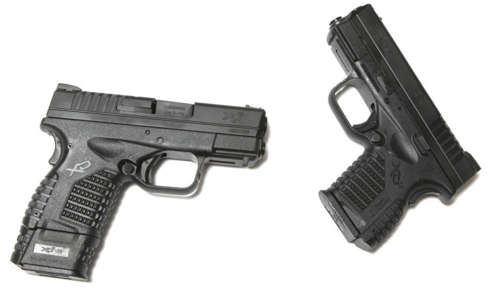 """Pistole XDS-9 3,3"""" 9mm Luger"""