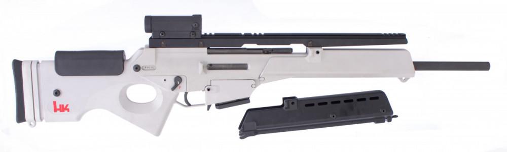 Samonabíjecí puška Heckler & Koch SL8 č.1