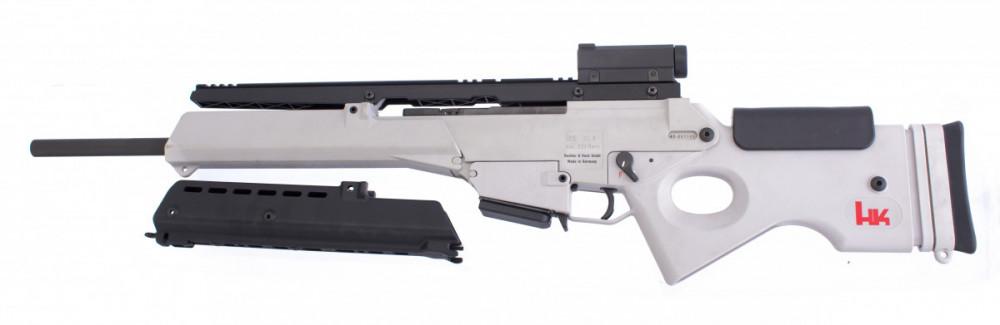 Samonabíjecí puška Heckler & Koch SL8 č.2
