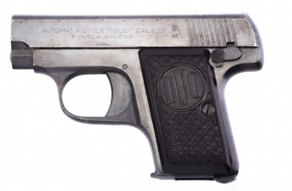 Pistole DUO 6,35