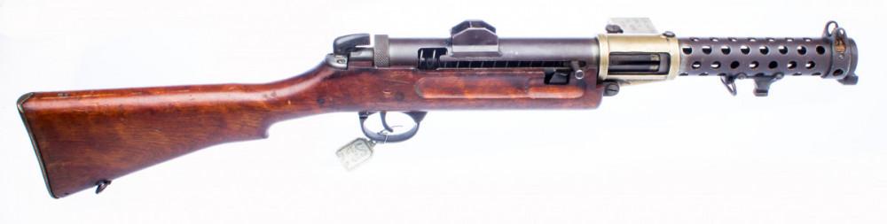 Samopal Lanchester Mk I