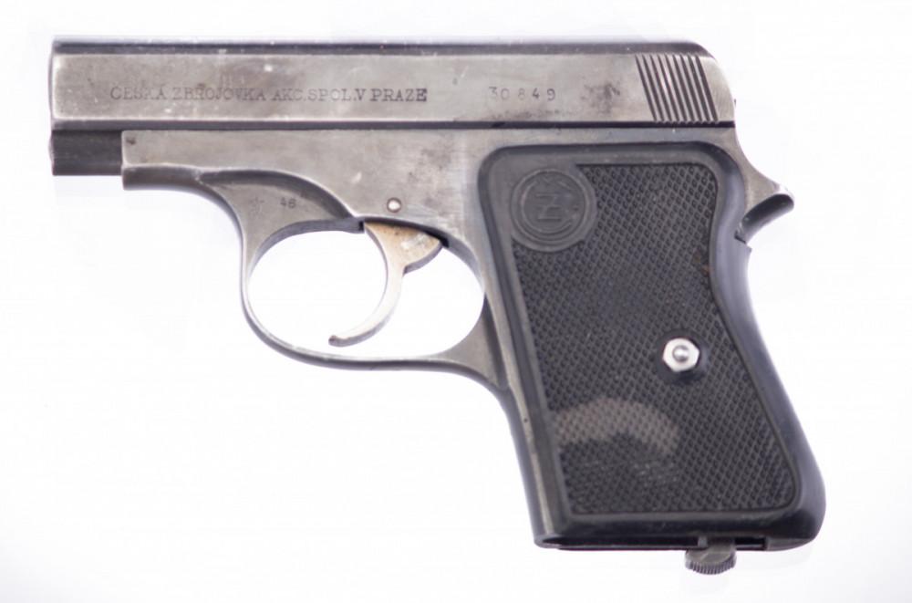 Pistole ČZ vz. 36