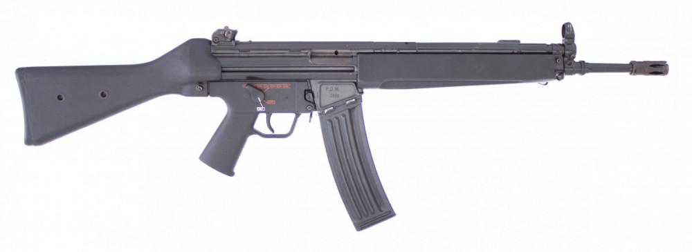 Samočinná puška HK G33