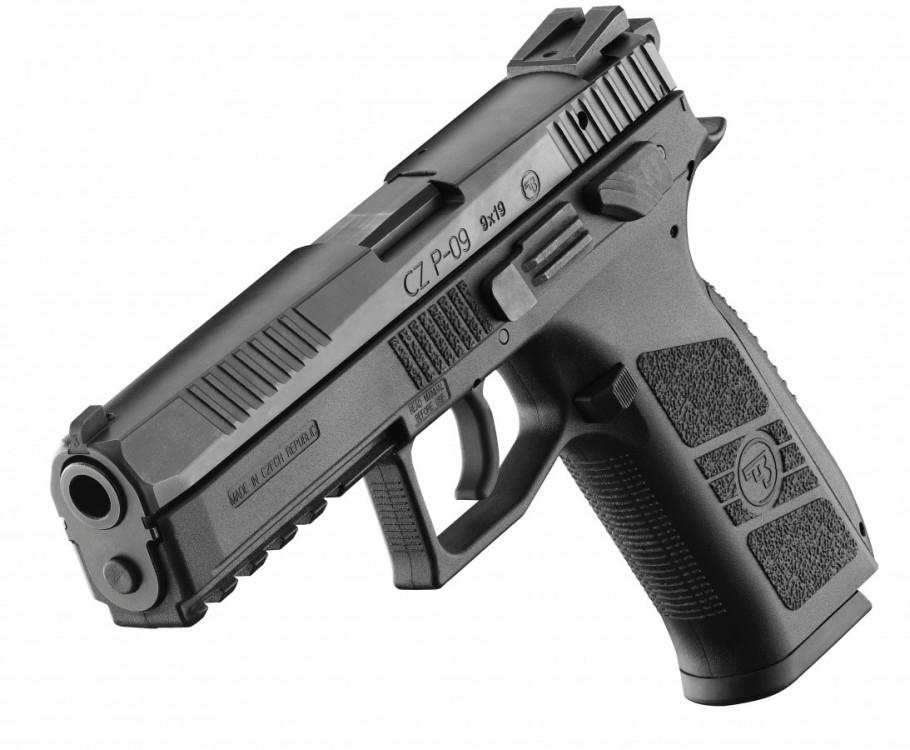 Pistole CZ P-09 cal.9mm Luger