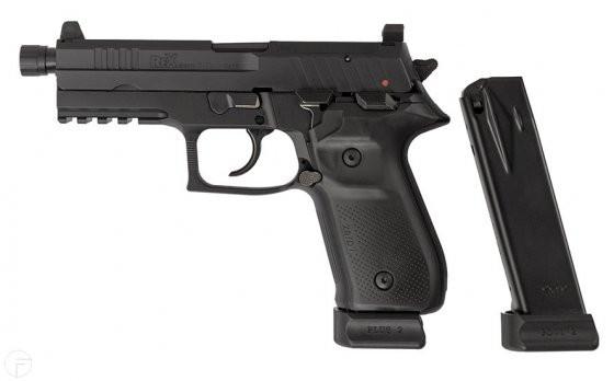 Pistole REX Zero 1 Tactical