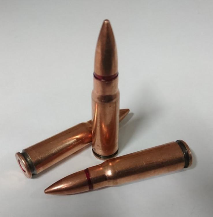 Náboje ráže 7,62x39 SSSR