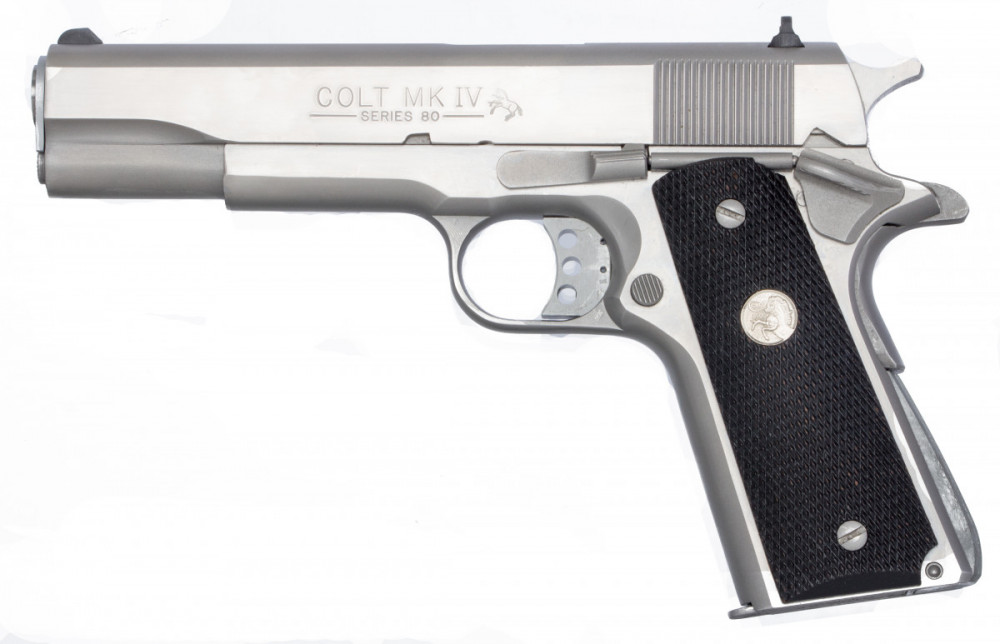 Pistole Colt Government MKIV 80'