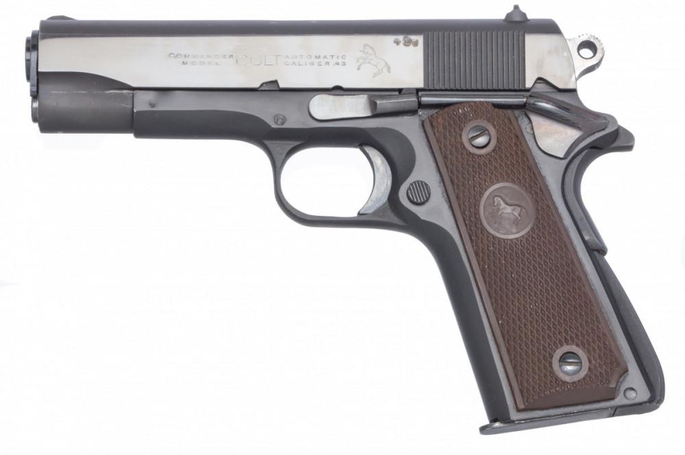 Pistole Colt Commander - LightWeight