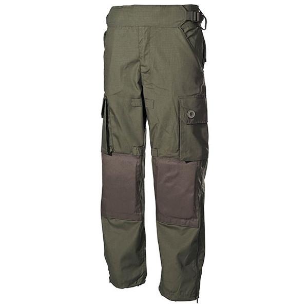 Kalhoty MFH Commando Smock oliv (velikost M)
