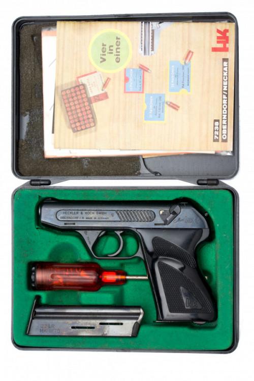 Pistole Heckler & Koch Model 4 č.2