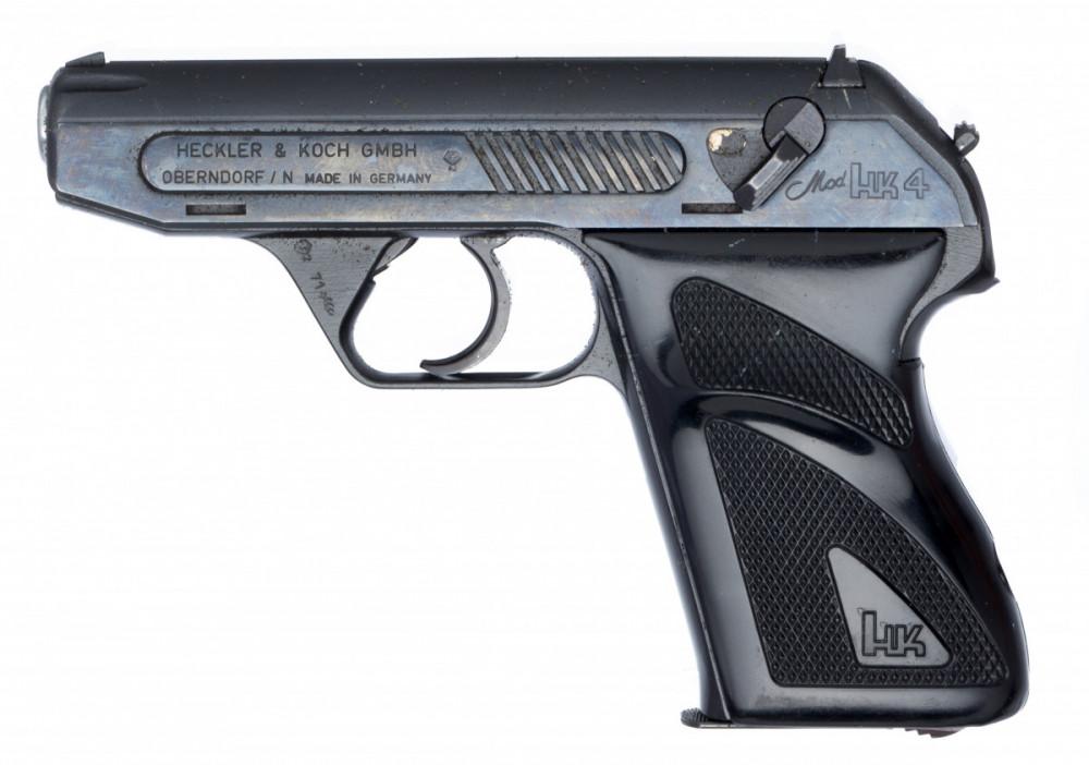 Pistole Heckler & Koch Model 4 č.3