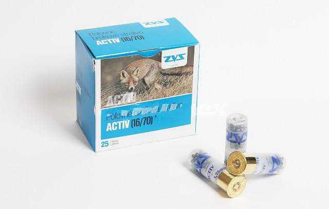 Náboje ZVS ACTIV 16/70 32g 3,5mm