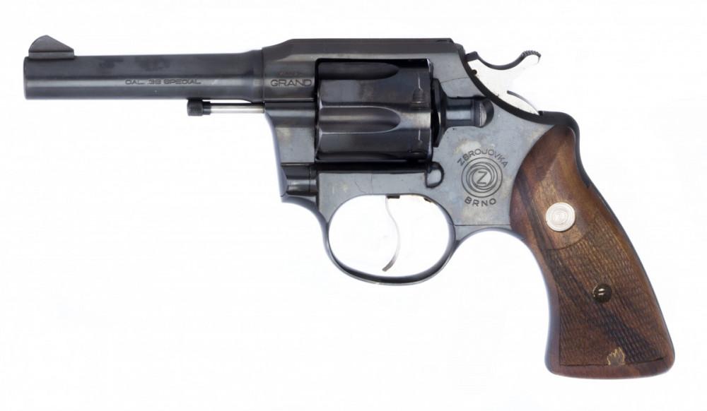 Revolver Zbrojovka Brno Grand