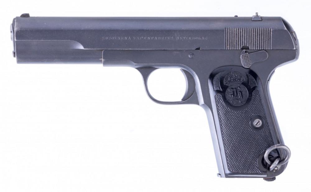 Pistole HUSQVARNA M1907