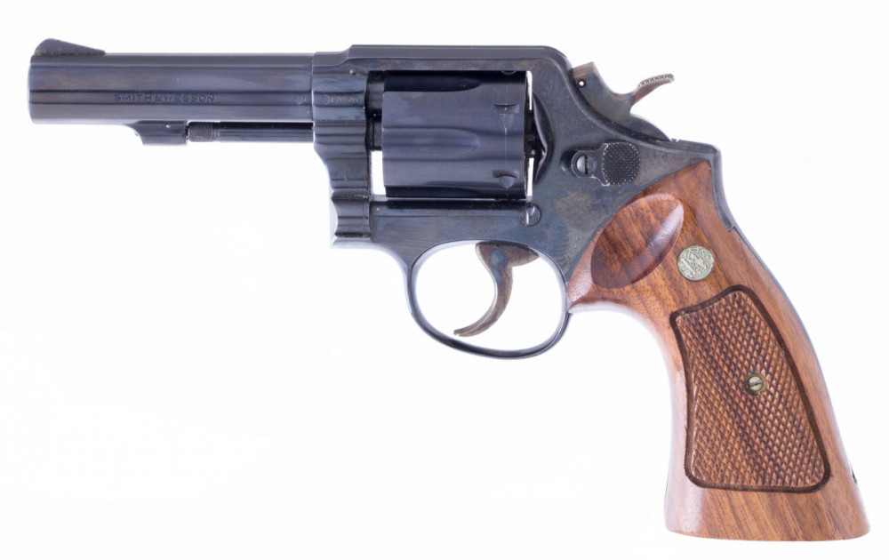 Revolver Smith & Wesson 10-6