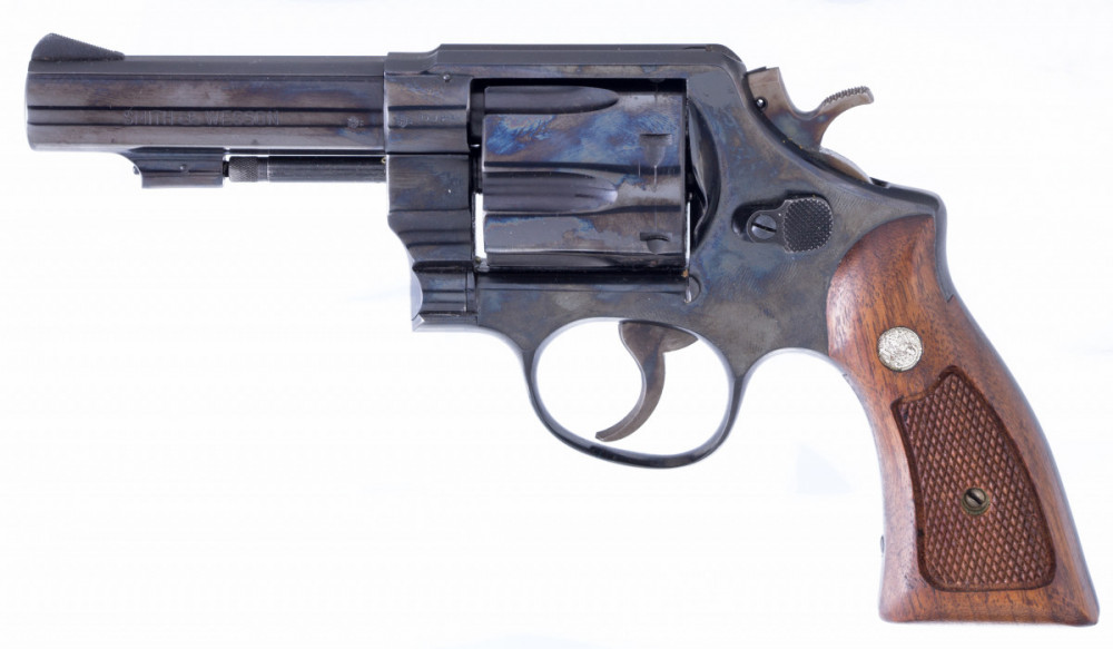 Revolver Smith & Wesson 58