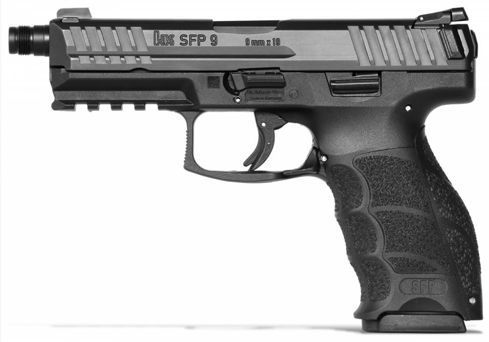 Heckler & Koch SFP9 SD se závitem č.1