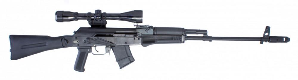 Samonabíjecí puška Saiga M3 7,62x39