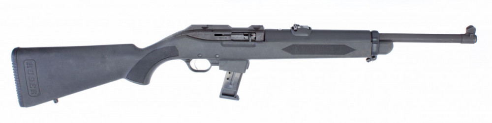 Kulovnice samonabíjecí  Ruger PC Carbine 9mm luger