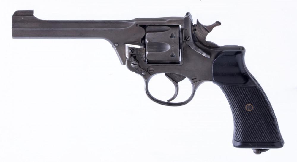 Revolver Enfield NO2 MK1