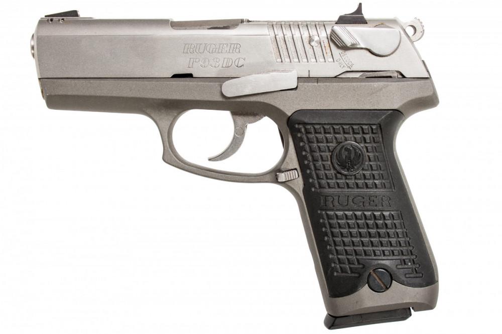 Pistole samonabíjecí Ruger P 93 DC