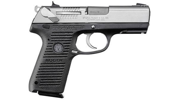 Pistole samonabíjecí Ruger KP95