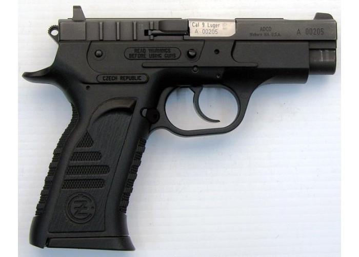 Pistole samonabíjecí TT9