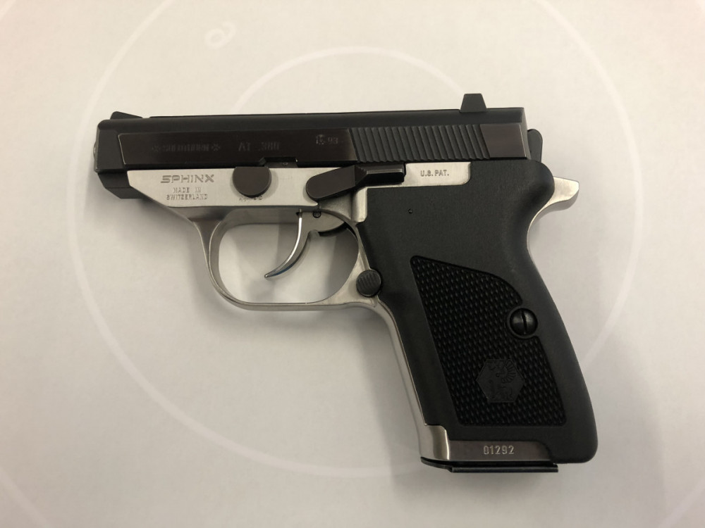 Samonabíjecí pistole Sphinx AT .380 K PROHLÉDNUTÍ A VYZVEDUTÍ V BEROUNĚ