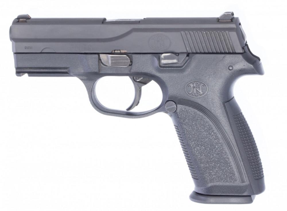 Pistole FNP-9 9mm luger č.2