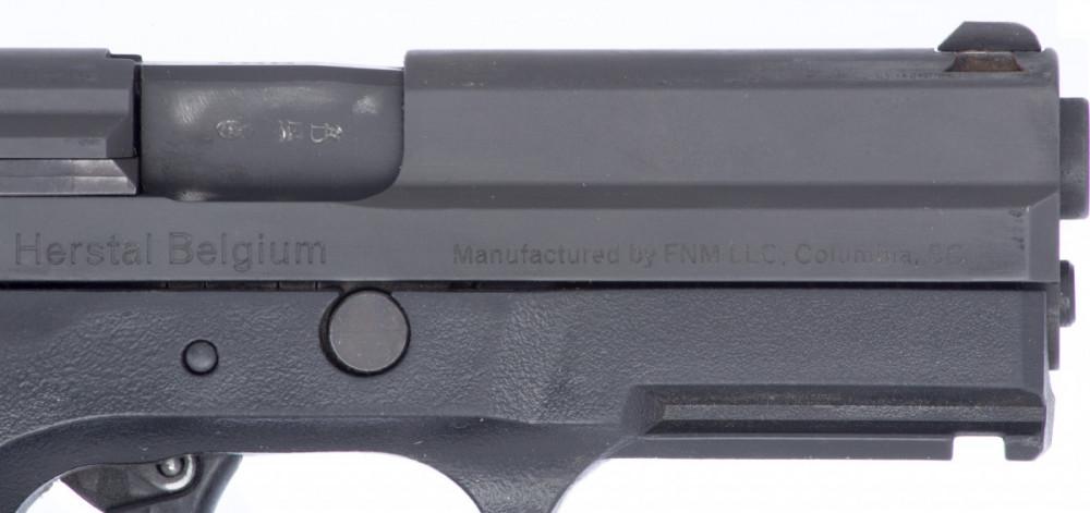 Pistole FNP-9 9mm luger č.3