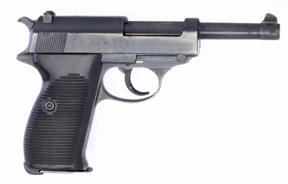 Pistole P38 Mauser