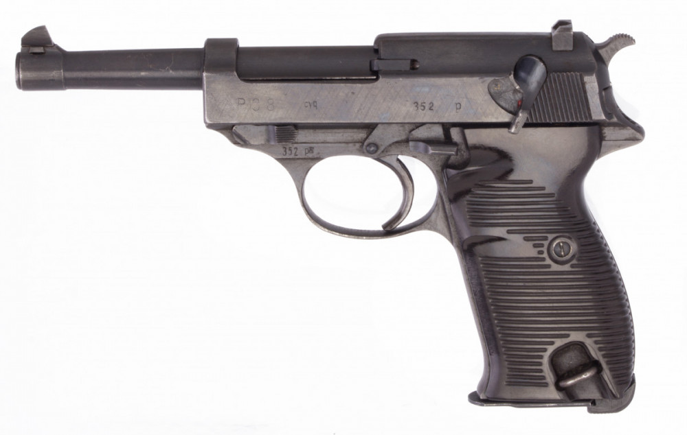 Pistole P38 Spreewerk