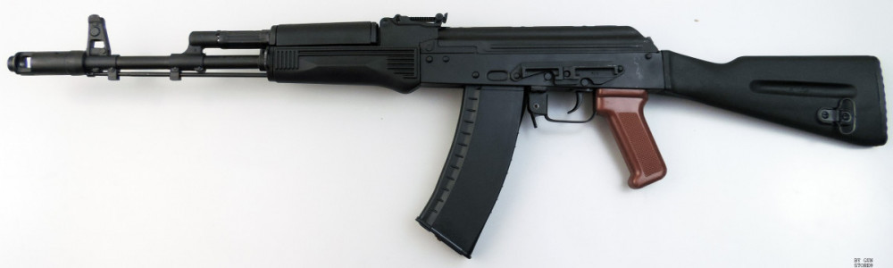 Samonabíjecí puška BSR AK-74 Sniper 5,45x39