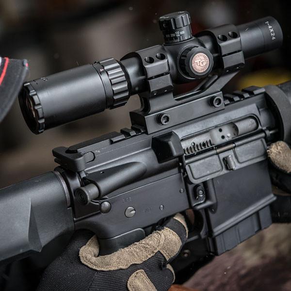 TRUGLO SCP Tac 1-6x24 30mm IR SPC č.3