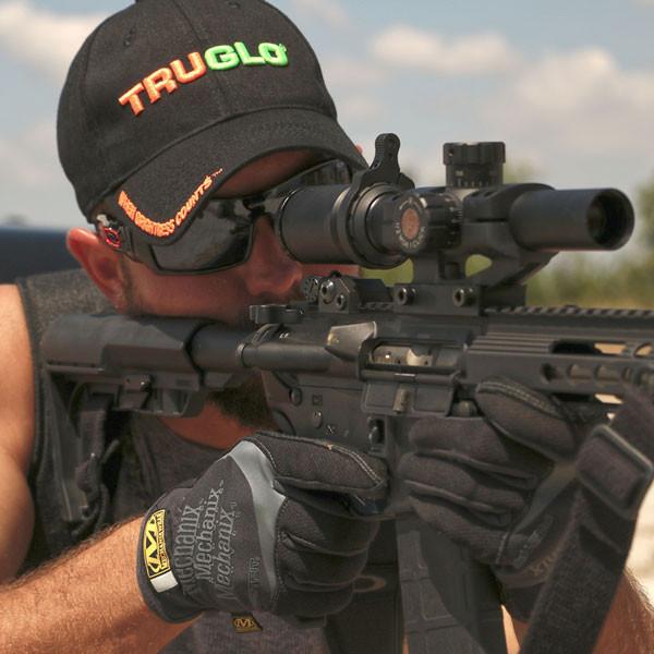 TRUGLO SCP Tac 1-6x24 30mm IR SPC č.2