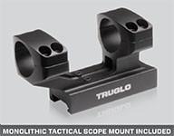 TRUGLO SCP Tac 1-6x24 30mm IR SPC č.7