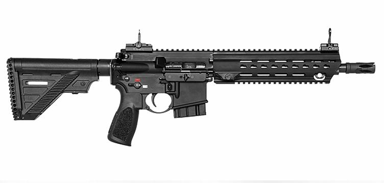 Samonabíjecí puška Heckler & Koch MR223 A3 11