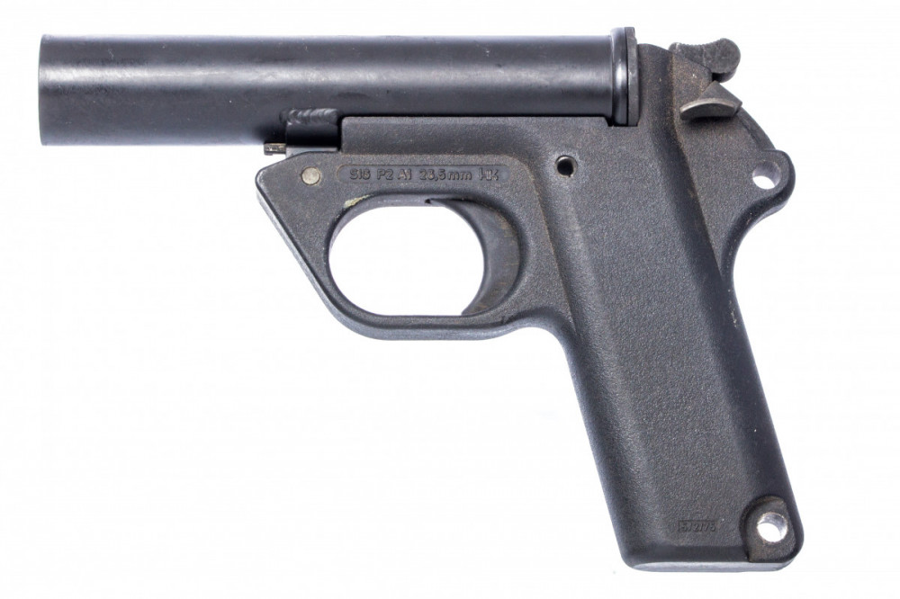 Signální pistole Sig P2 A1