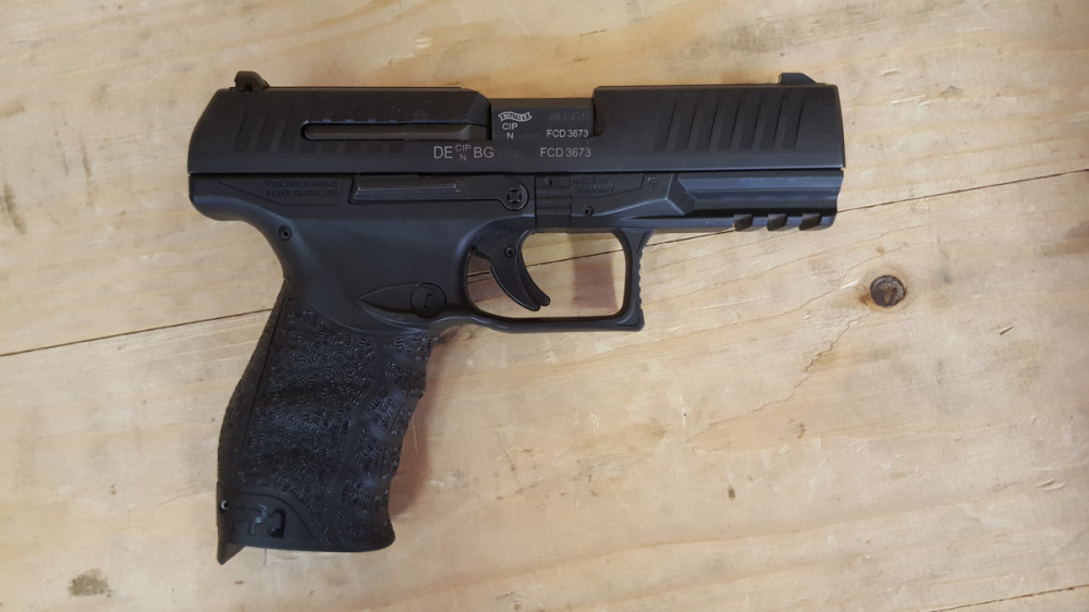 PISTOLE WALTHER PPQ45