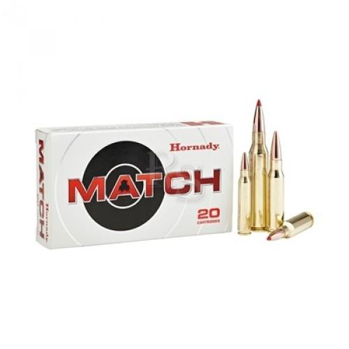 Náboje Hornady 6,5mm Creedmoor 140 gr, ELD Match