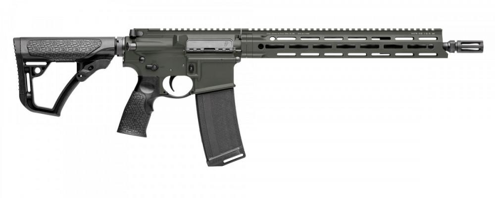 Samonabíjecí puška Daniel Defense – DDM4 V7 SLW DEEP WOODS M-lok 16'' cal .223 rem č.2