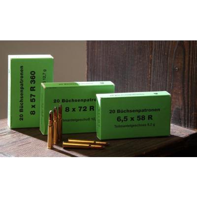 Náboje 8x57 J Mauser