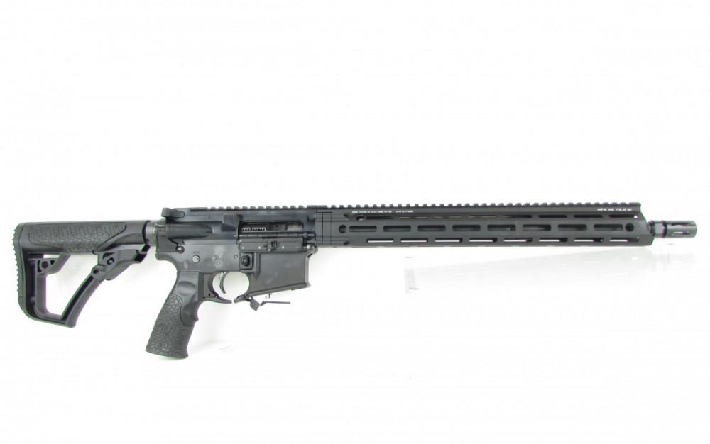"Samonabíjecí puška Daniel Defense – DDM4 V7 LW Black M-lok 16"" cal .223 rem"