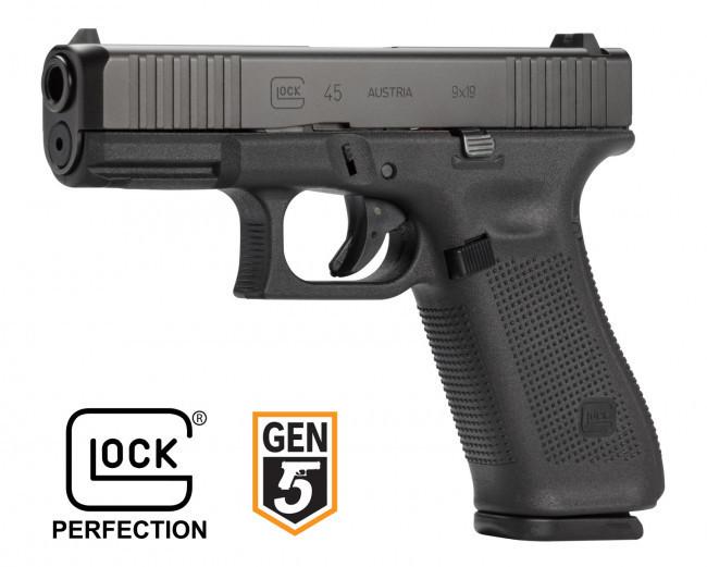 Pistole Glock 45 č.1