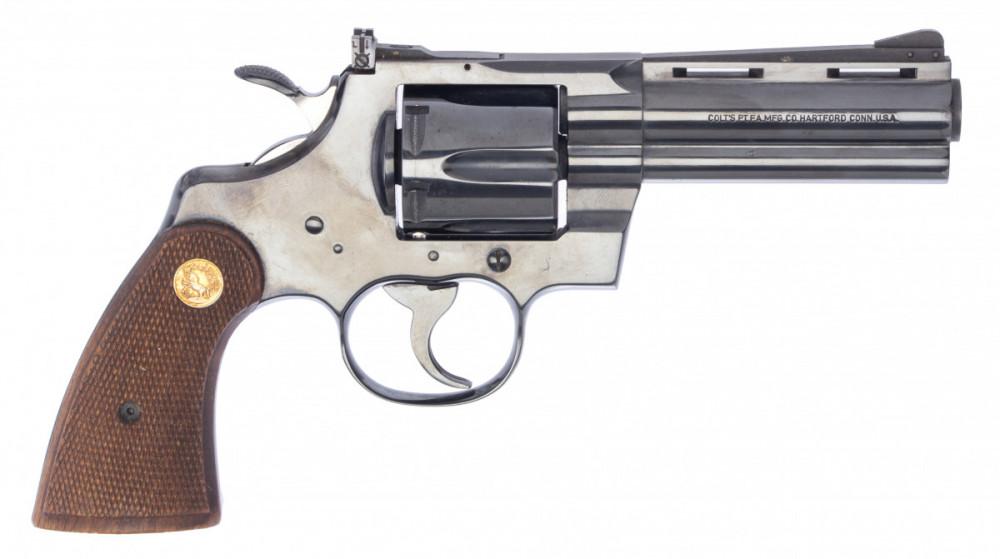 Revolver Colt Python 357 č.2