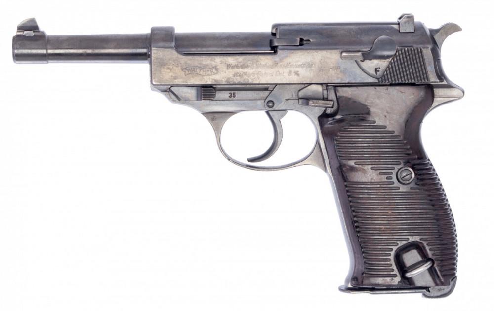 Pistole samonabíjecí Walther HP