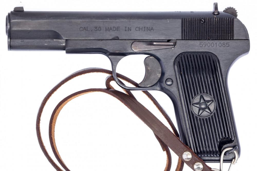 Pistole Norinco model 213 7,62x25 Tokarev