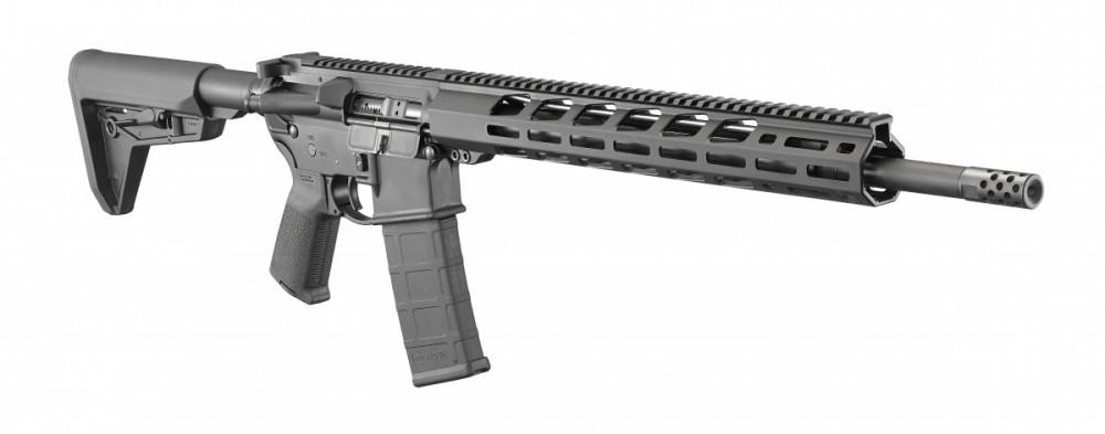 Samonabíjecí puška Ruger AR-556 MPR cal.223REM 18